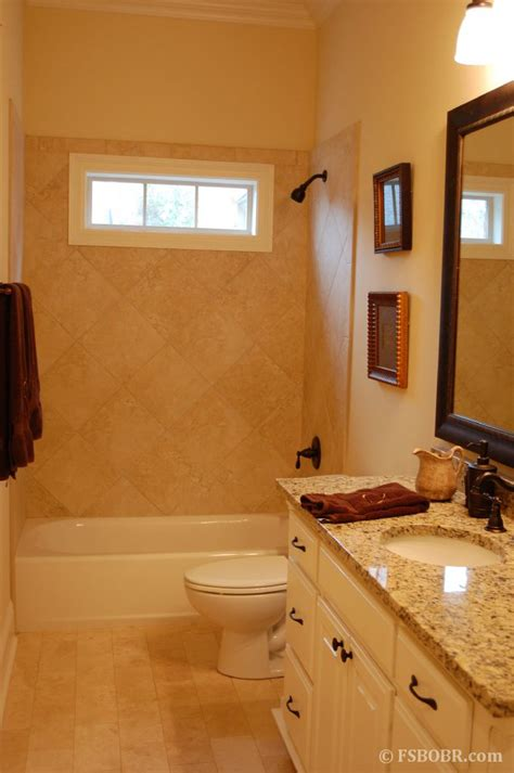 Windows In Guest Shower?  New House  Pinterest Bath
