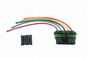 Wiring Harness Repair Kit Wiper Motor Fiat  1pc  Sinatec