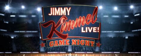 Jimmy Kimmel Live: Game Night Episodes Return for the 2018 ...