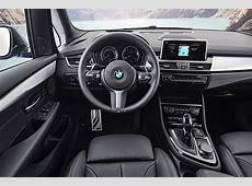 BMW 2 Series Gran Tourer F45 specs & photos 2018, 2019