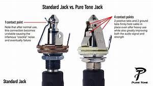 Pure Tone Multi 4 U0026quot  Output Jack