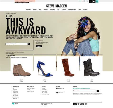 Best 404 Page by Best 404 Page Exles In E Commerce Amasty