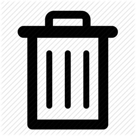 Delete Recycle Bin Icon