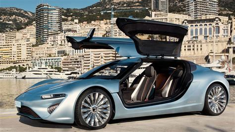 Cars With Gullwing Doors : How Many Of These Obscure Gullwing Cars Do You Know?