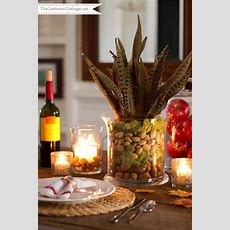 Fall Decorating Ideas  The Lettered Cottage