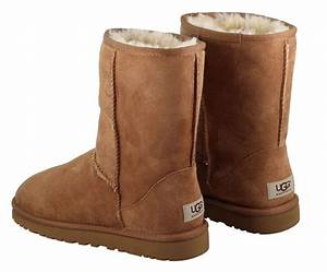 Ugg Boots Womens Classic Short Chestnut from Landau Store