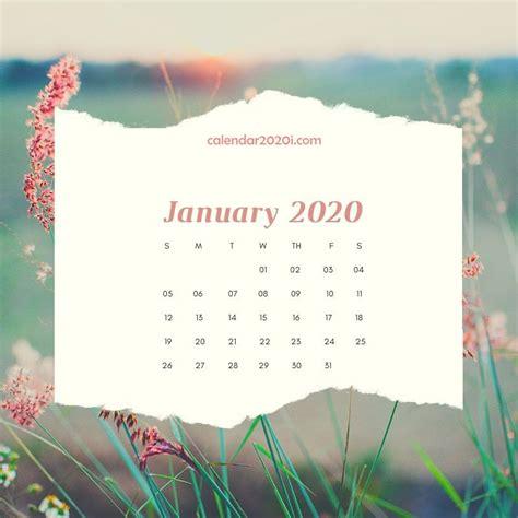 floral printable calendar calendar