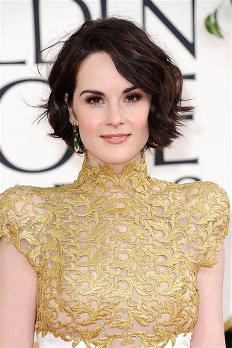 hairstyles  wavy short hair short hairstyles