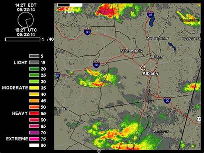 Weather Severe Capital Animation Yesterday Radar Region