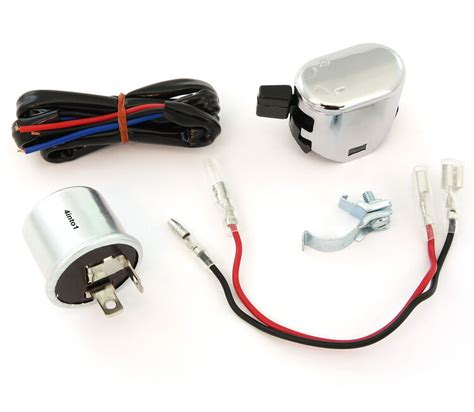 ks universal turn signal wiring kit relay wiring