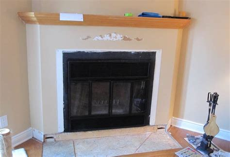 trim around fireplace fireplace trim