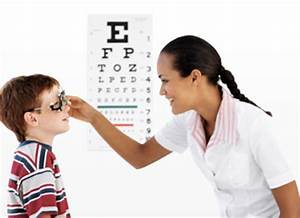 August is National Eye Exam Month - On-Hold Marketing | On ...