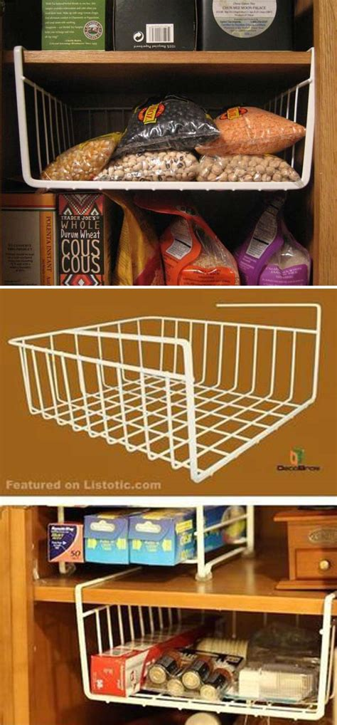 Hanging Pantry Storage by 15 Genius Tips For Creating Hanging Pantry Storage Dealcage