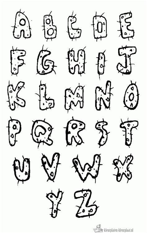 Graffiti Letters Juul Kleurplaat by Kleurplaten Graffiti Letters