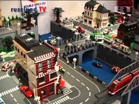 Legostadt In Petersburg Youtube