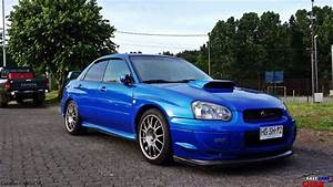 Subaru Impreza Sti S203