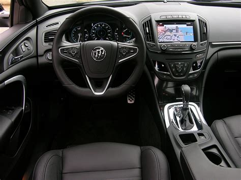 buick regal gs review luxury