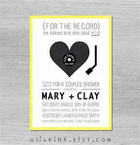 best 25 couple wedding showers ideas on pinterest With digital wedding invitations with music