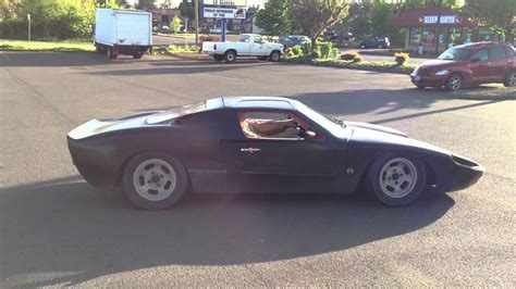Ford Gt Kit Car by Ford Gt Kit Car On Vw Chassis