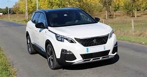 Peugeot 3008 Essai : essai peugeot 3008 2 2016 vraiment que des qualits 114 avis ~ Gottalentnigeria.com Avis de Voitures
