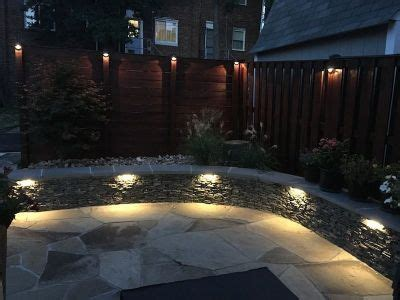 outdoor lighting designs installation j j landscape management inc