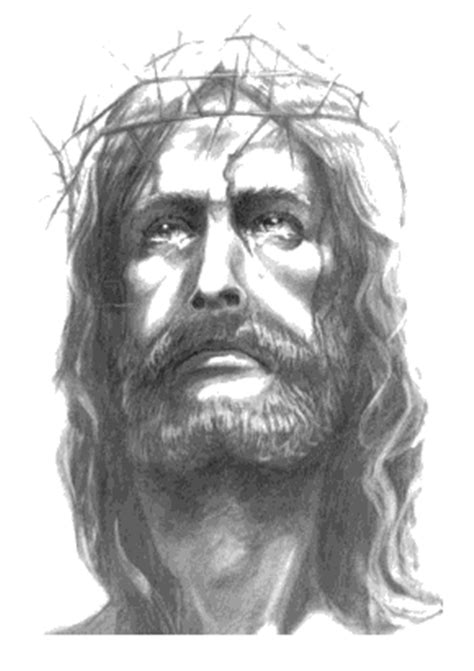 jesus drawing   clip art  clip art