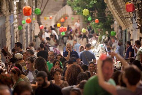 biggest   festivals  israel  summer