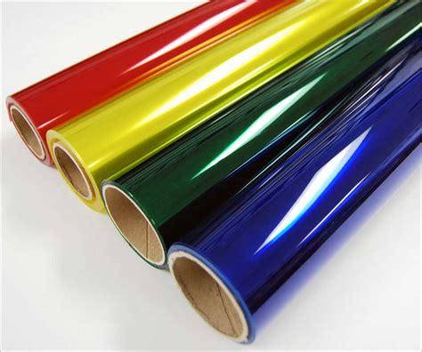 transcolor rolls tap plastics