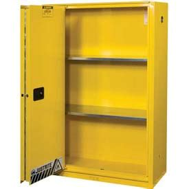 Justrite Flammable Cabinet 45 Gallon by Flammable Osha Cabinets Cabinets Flammable Justrite 45