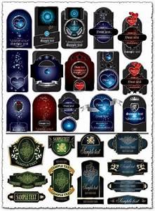 bottle labels vectors design With bottle label design software
