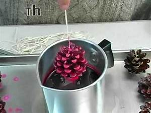 How to Pine Cone Fire Starters