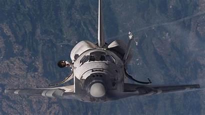 Space Shuttle Wallpapers 3d Desktop Orbit Earth