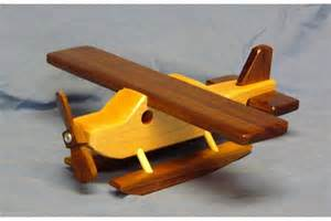 wood toy sea plane wooden toy planes
