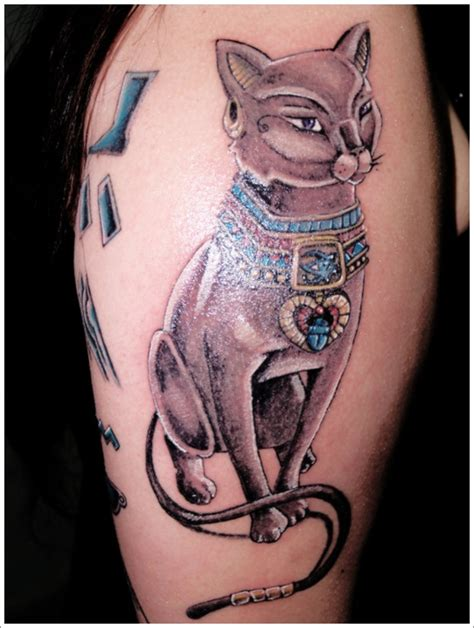 stunning egyptian tattoo designs