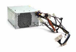 Dell Precision 490 690 Poweredge Sc1430 750w Pfc Power