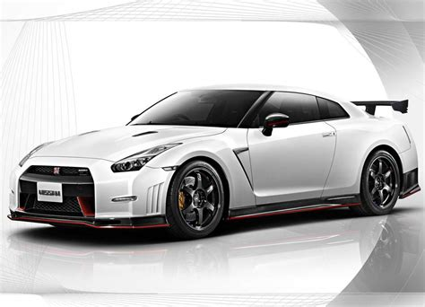 2015 Nissan Gt-r Nismo Specs & Pictures
