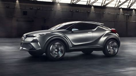 Toyota Chr Hybrid Wallpaper by Toyota Announce Hybrid Chr Concept Will Be Made Next