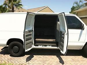 Purchase Used 1997 Ford 250 Econoline Cargo Van 5 4 In