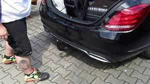 Anhängerkupplung Mercedes C Klasse : schwenkbare anh ngerkupplung f r mercedes w205 c klasse ~ Jslefanu.com Haus und Dekorationen