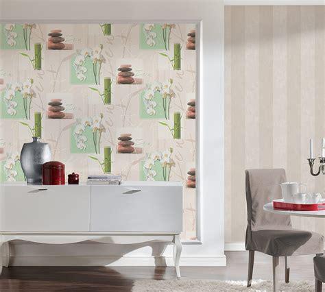 papier peint salle de bain chantemur beau papier peint cuisine avec peint vinyle country inspirations photo ascolour