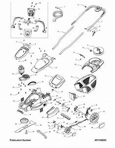 Flymo Multimo 360xc  966959142  Lawnmower Product Complete
