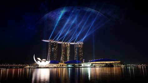 marina bay sands singapore wallpapers hd wallpapers id