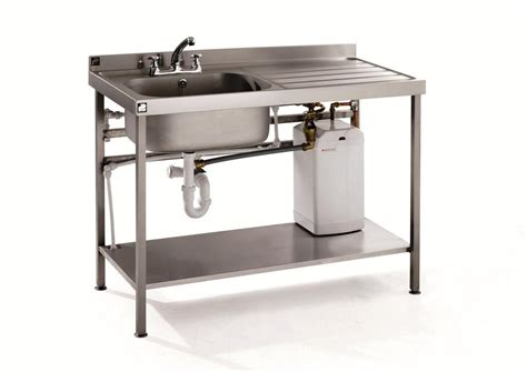 stainless steel utility sink with drainboard stainless steel laundry sink with cabinet jburgh homes