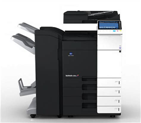 Optional fax capabilities can be added to the standard copy, print, and scan abilities. Konica Minolta Bizhub C224e Driver Download | Drivers Centre