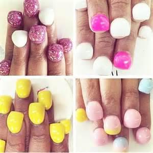 шарики на ногти фото