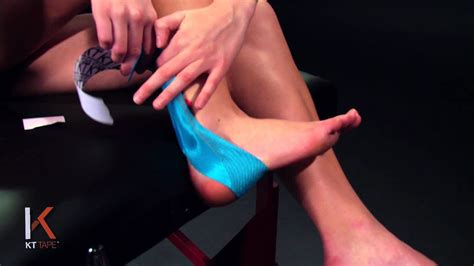 (a) the insertions of the flexor digitorum longus, flexor hallucis longus and little attention has been paid to the clinical assessment of intrinsic foot muscles in the musculoskeletal injury literature apart from few specific. KT Tape: Peroneal Tendonitis - YouTube