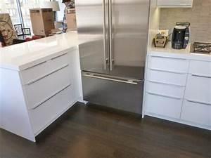 Ikea Küche Abstrakt : ikea kitchen abstrakt white custom in manhattan modern kitchen new york by basic ~ Markanthonyermac.com Haus und Dekorationen