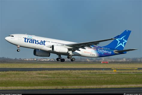 air transat depart montreal 28 images c gkts air transat airbus a330 300 at montreal elliott