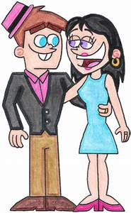 Grown-Up Timmy and Tootie by nintendomaximus on DeviantArt