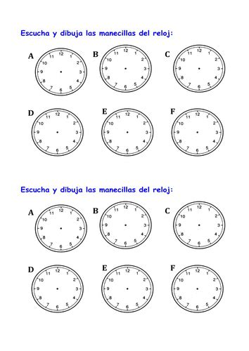 ks3 qu 233 hora es what s the time by tcnewman